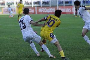 Văn Quyết tỏa sáng với cú đúp giúp Hà Nội giành vé vào chung kết AFC Cup 2019
