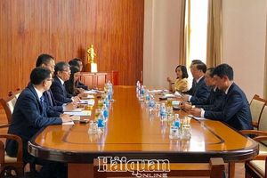 Cơ quan Giám sát dịch vụ tài chính Hàn Quốc cam kết hỗ trợ Việt Nam