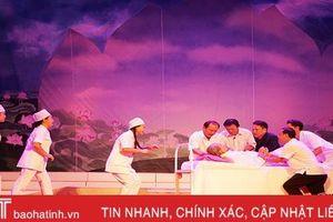 Nhà hát Nghệ thuật truyền thống Hà Tĩnh và hành trình tìm lại ánh hào quang