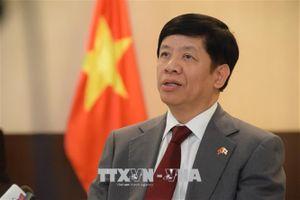Việt Nam dự Hội nghị Quốc tế Tokyo về phát triển châu Phi