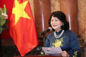Phó Chủ tịch nước dự kỷ niệm 60 năm Cuộc khởi nghĩa Trà Bồng và miền Tây Quảng Ngãi