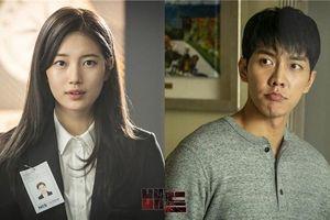 'Vagabond' tung trailer thứ 2: Mãn nhãn với màn đấu súng như phim Hollywood của Suzy và Lee Seung Gi
