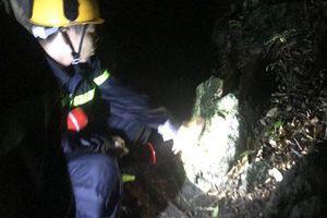 4 du khách bị lạc ở Sơn Trà, một thanh niên tử vong khi tham gia ứng cứu