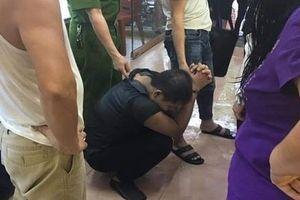 Bắt nóng thanh niên trộm cắp trang sức trong tiệm vàng ở Bắc Giang