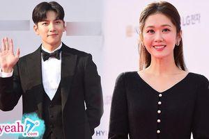 Thảm đỏ Seoul Drama Awards 2019: Ji Chang Wook điển trai như tổng tài, Jang Nara 'hack tuổi' cực đỉnh