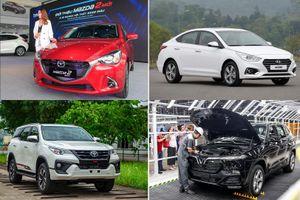Thị trường ô tô Việt: VinFast gia nhập nhóm 'Tứ hùng'?