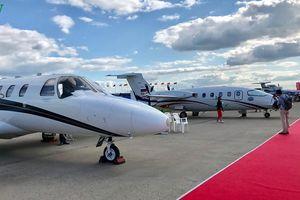 Nhiều mẫu máy bay mới tại triển lãm hàng không quốc tế MAKS 2019