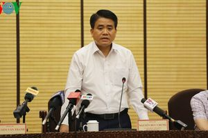 Chủ tịch Hà Nội: 'Có việc lợi dụng khiếu kiện đất Đồng Tâm để trục lợi'