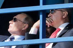 Tổng thống Thổ Nhĩ Kỳ hỏi mua Su-57, Nga đáp 'có thể'