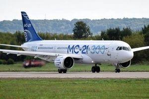 Nga chính thức lộ diện sức mạnh máy bay dân sự mới