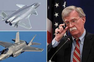 Cố vấn Mỹ nói Trung Quốc 'trộm' F-35