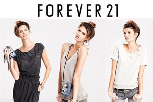 Thương hiệu đình đám Forever 21 bên bờ phá sản?