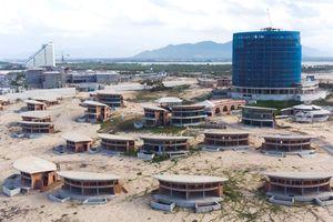 Đại công trường xây dựng hơn 5.000 căn condotel tại Cam Ranh