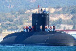 Hải quân Philippines mua tàu ngầm giữa căng thẳng trên Biển Đông