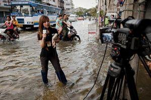 TP.HCM và những thành phố đang chìm nhanh trên thế giới