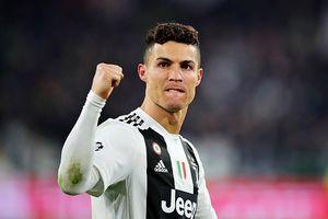 Hiệu ứng Ronaldo giúp Juventus qua mặt Man United trên MXH