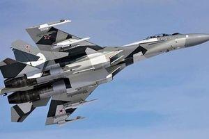 Su-35 buộc tiêm kích Israel từ bỏ cuộc tấn công Syria