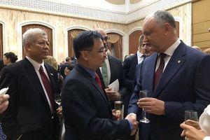 Đại sứ Việt Nam chúc mừng Moldova nhân dịp Quốc khánh lần thứ 28