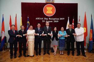 'Ngày ASEAN năm 2019' tại LB Nga