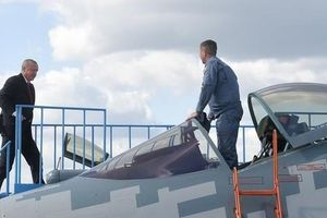 Thổ Nhĩ Kỳ cân nhắc mua S-57 thay thế F-35