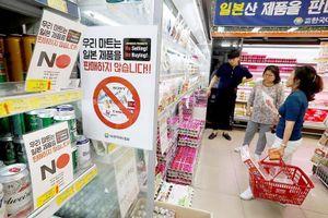 Nhật Bản - Hàn Quốc: Trả đũa không ngừng