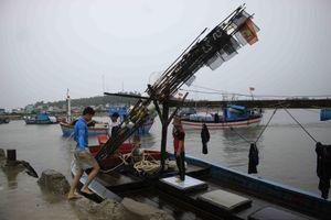 Các tỉnh miền Trung nỗ lực ứng phó bão số 4