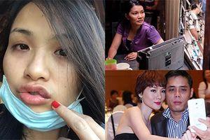 Trước vụ võ sư đánh vợ, sao Việt nào bị chồng bạo hành?