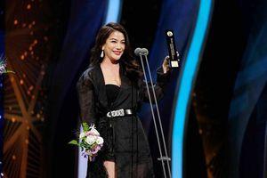 Trương Ngọc Ánh vinh dự nhận giải Ngôi sao châu Á tại Hàn Quốc