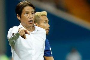 HLV Thái thừa nhận lo lắng, quây kín sân để 'giấu bài' trước trận gặp Việt Nam