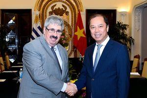 Việt Nam-Uruguay: Tham khảo chính trị cấp Thứ trưởng Ngoại giao lần thứ III