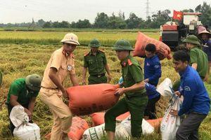 Các tỉnh Bắc Trung Bộ khẩn trương triển khai công tác ứng phó với bão Podul