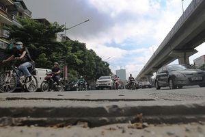 Vì đường sắt trên cao, Nguyễn Trãi xác lập kỷ lục 'con đường đau khổ' mới của Thủ đô
