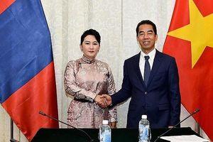 Việt Nam và Mông Cổ mong muốn tiếp tục củng cố và tăng cường hơn nữa quan hệ hữu nghị truyền thống tốt đẹp giữa hai nước
