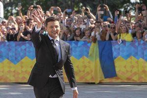 Tổng thống Ukraine Zelensky làm được điều bất ngờ
