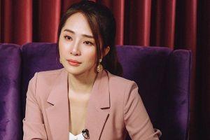 Quỳnh Nga bật khóc khi nói về cuộc hôn nhân tan vỡ với Doãn Tuấn