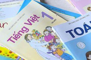 Bộ Giáo dục đang thẩm định 5 bản thảo bộ sách giáo khoa cho lớp 1
