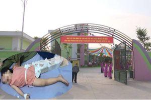 Học sinh mầm non Tam Đồng bị gãy chân, Hiệu trưởng nói 'gọi cho tôi làm gì'