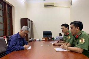 Xử phạt vi phạm hành chính 4 người nước ngoài nhập cảnh hành nghề không phép