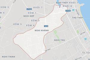 Huyện Nghi Lộc sẽ sáp nhập 2 xã Nghi Khánh và Nghi Hợp