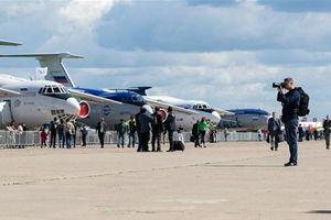 Cận cảnh triển lãm máy bay quân sự MAKS 2019 của Nga