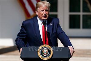 Mỹ để ngỏ thời điểm công bố 'Thỏa thuận thế kỷ'
