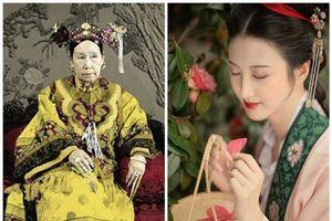 Mẹ chồng tàn độc nhất lịch sử Trung Quốc và 'trái đắng' mà vị phi tần dám chống lại Từ Hy Thái Hậu