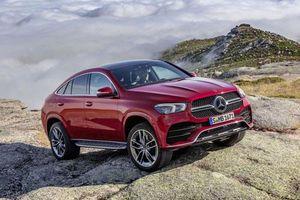 Những ưu điểm giúp Mercedes-Benz GLE Coupe 2020 có thể 'hạ gục' BMW X6