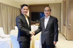 Doanh nghiệp Singapore tuyên bố đầu tư 500 triệu USD vào Việt Nam