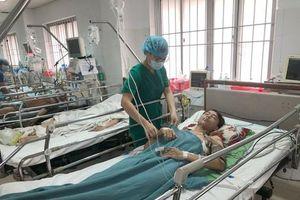 Cứu sống bệnh nhân bị sắt đâm xuyên phổi