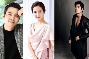 Ông hoàng - bà hoàng cảnh nóng Kim Kang Woo và Jo Yeo Jeong tái hợp - Joo Sang Wook đóng cặp với Kim Bo ra