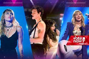 Vote: Màn trình diễn ấn tượng nhất lễ trao giải MTV VMAs 2019 là…