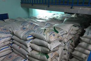 Bình Định: Tạm giữ 30 tấn đường không có hóa đơn chứng tờ hợp pháp