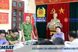 Tin hoạt động nghiệp vụ của VKSND tỉnh Thái Bình