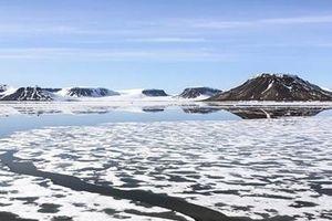 Nga tìm thấy 5 hòn đảo mới nhờ băng tan ở Bắc Cực